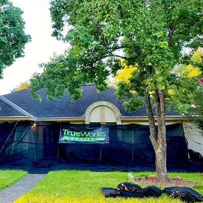 A TrueWorks Roofing Project