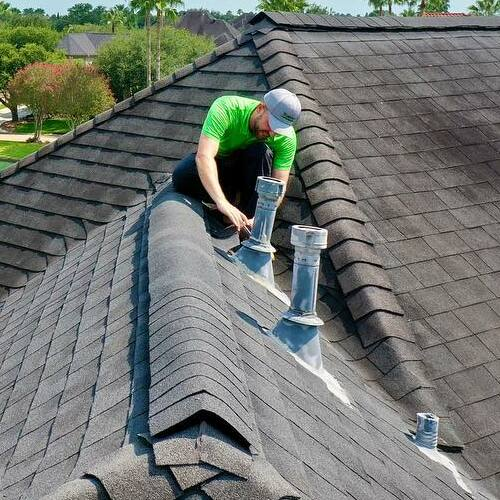Roof Insurance Inspection
