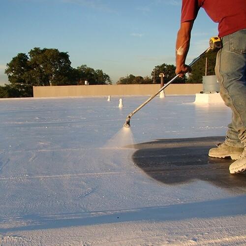 roof restoration process